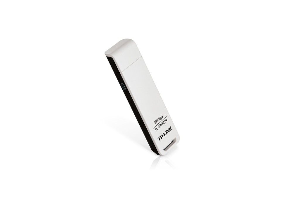 Adaptador USB WIRELESS TP-LINK 300Mbps TL-WN821N ATHEROS