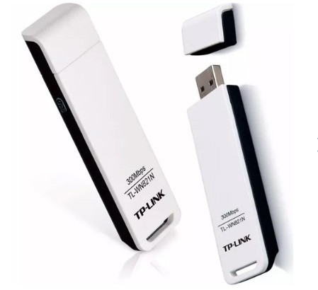 Adpatador USB WIRELESS TP-LINK 300Mbps TL-WN821N ATHEROS