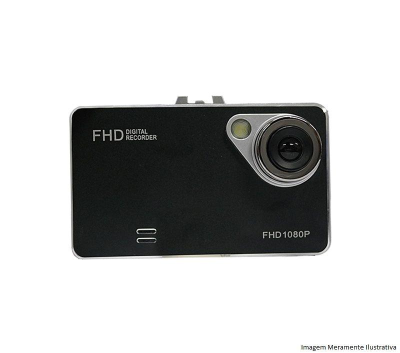 Câmera Automotiva Dvr Veicular 720P