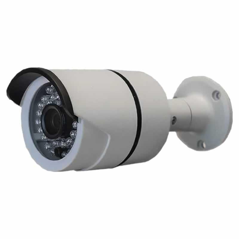 Câmera Bullet Infravermelho AHD Alta Resolução  2.0 MP 720p