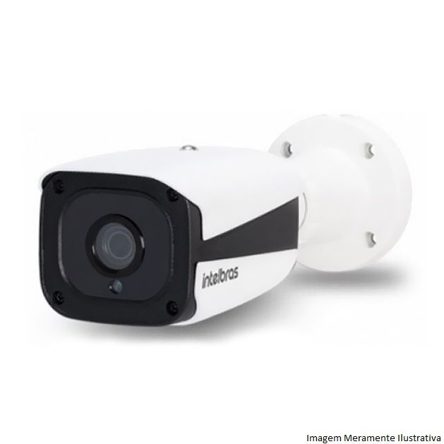 Câmera IP Bullet Intelbras VIP 1220 FULL HD 2.0MP 3,6mm