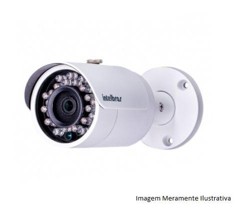 Câmera Ip Bullet Intelbras VIP S3330 3.0Mp Alta Definição