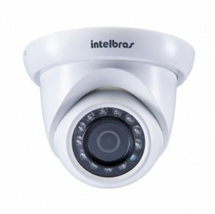 Câmera IP Dome Intelbras S4320 3.0Mp 2,8mm