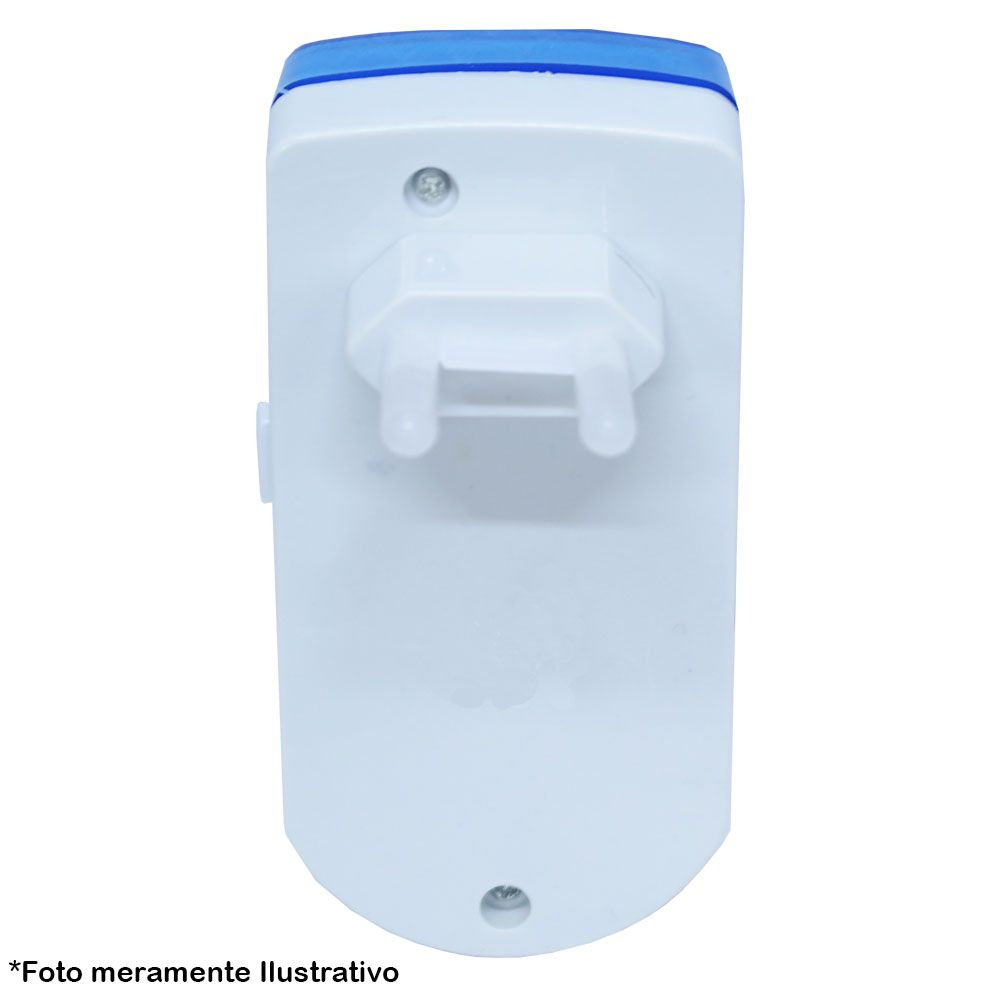 Campainha sem Fio 32 Toques Ultra WLP-822, Receptor a Tomada, Alcance de 100 metros
