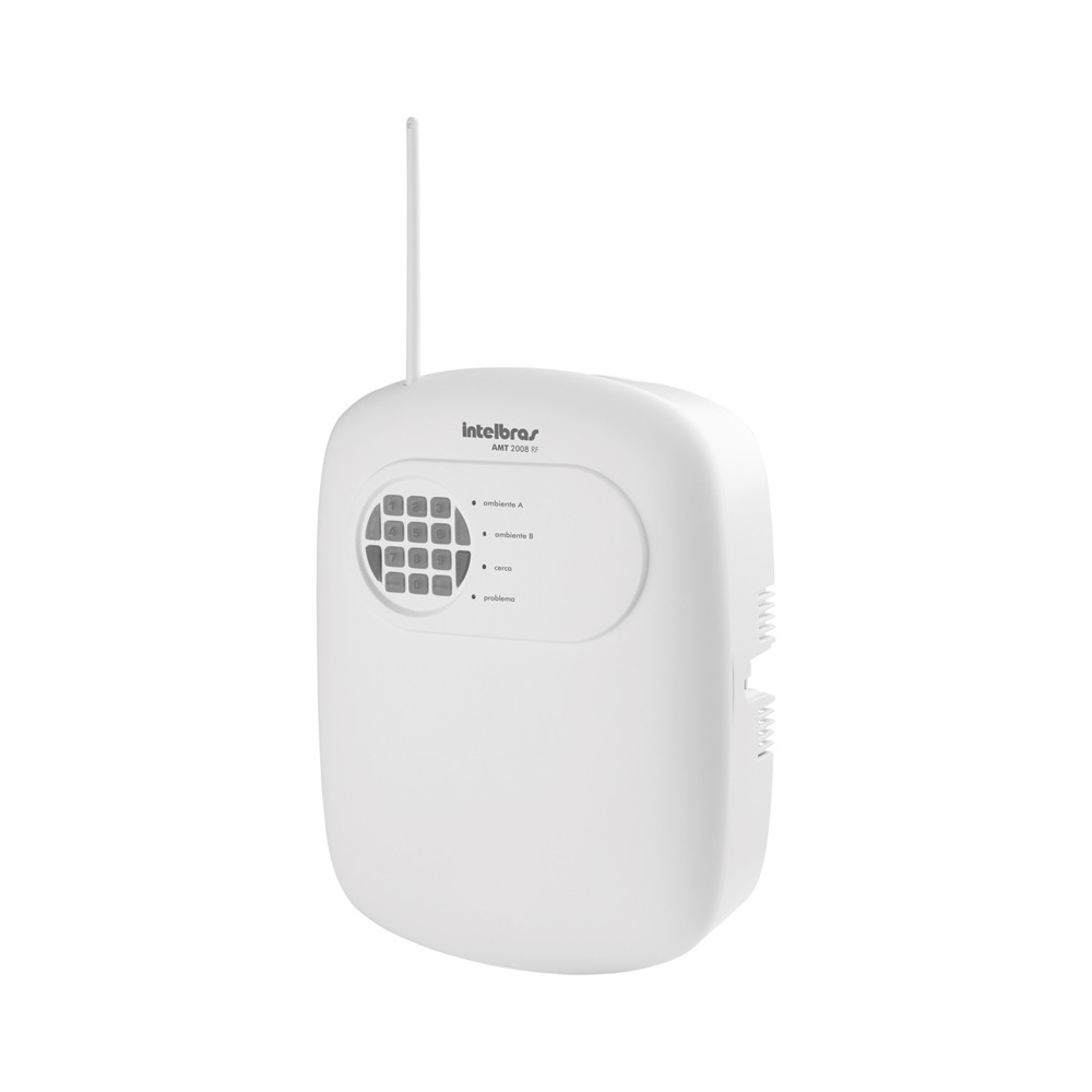 Central De Alarme Intelbras Amt 2008 RF Monitorada