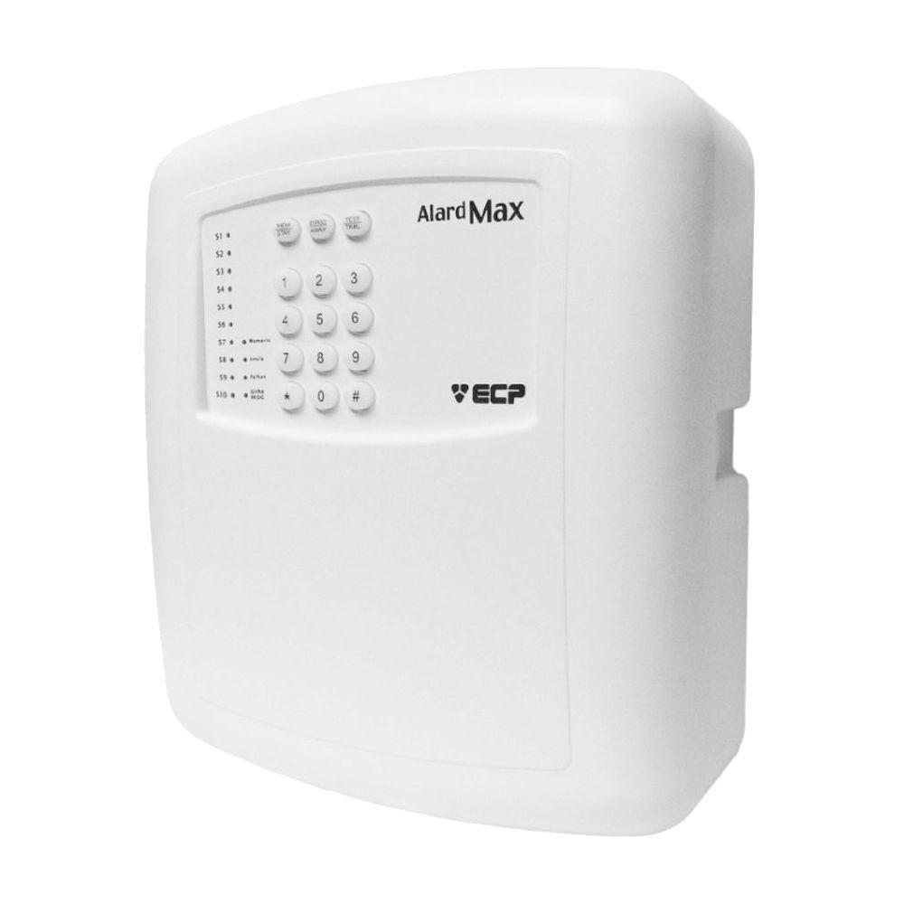 Central de Alarme MAX 10 ECP