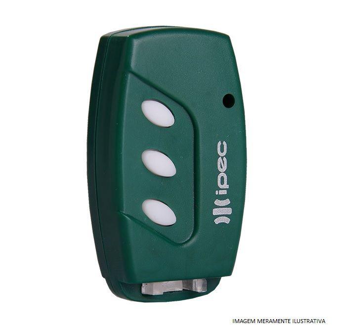 Controle Remoto TX Deco 433MHZ IPEC Verde