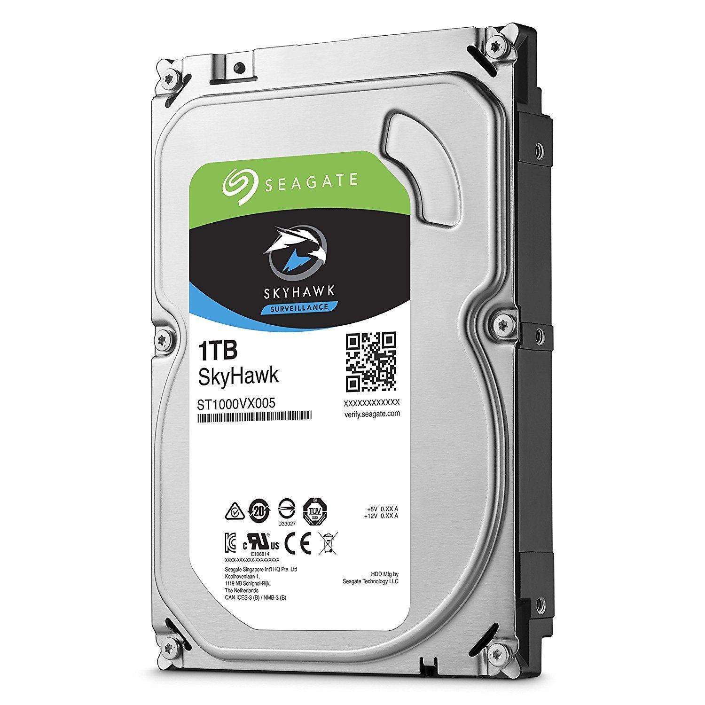 HD 1TB Surveillance SkyHawk Interno SATA3 Discos rígidos para Vigilância