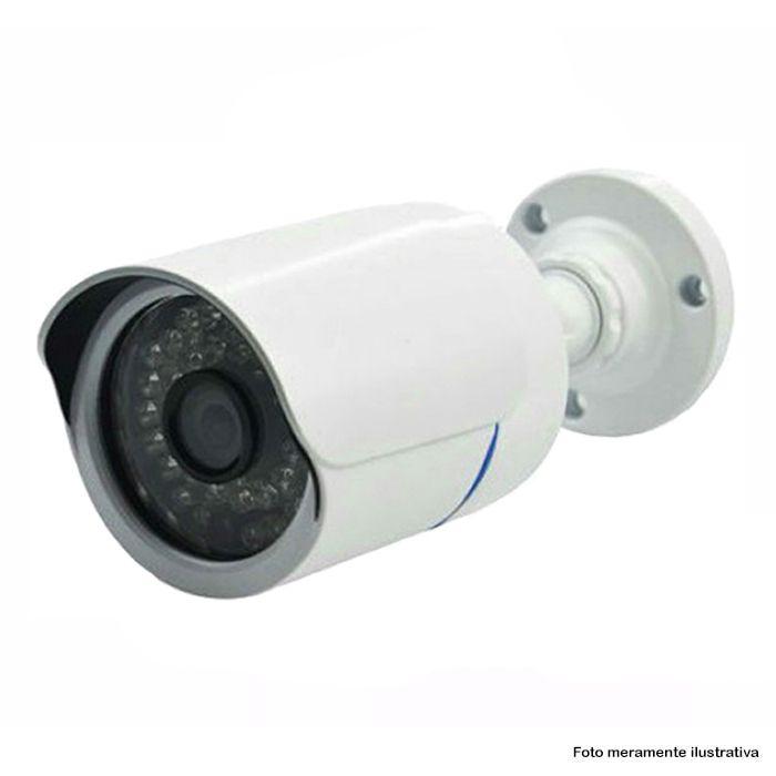 Kit Cftv 10 Câmeras AHD-M 720p Dvr 16 Canais Newprotec 5 em 1 Full HD + HD 500GB