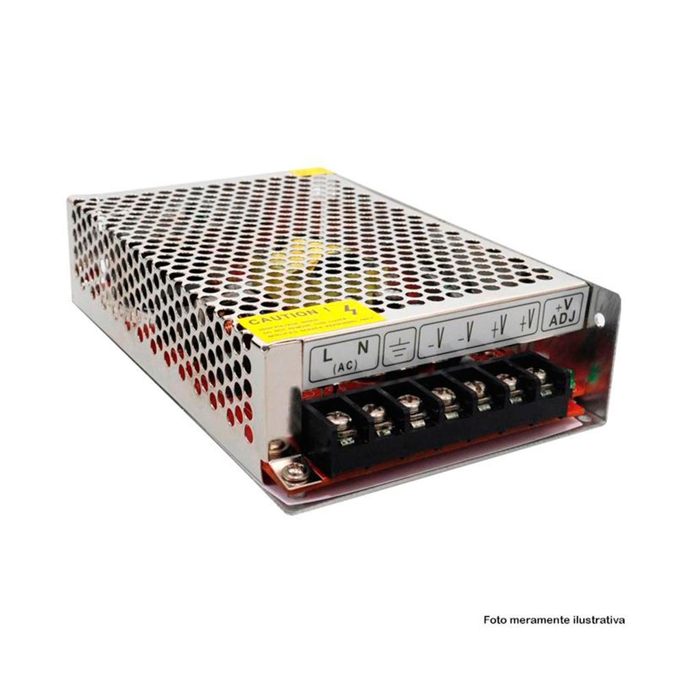 Kit Cftv 12 Câmeras Ahd-M 720P Dvr 16 Canais Mhdx Intelbras 5 Em 1 + Acessórios
