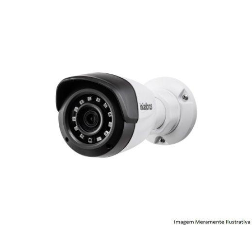 Kit Cftv 12 Câmeras VMH 1220B 1080p 3,6mm DVR Intelbras MHDX 1116 + HD 2TB WD