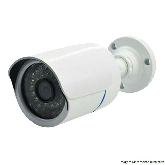 Kit Cftv 14 Câmeras AHD-M 720p Dvr 16 Canais Luxvision 5 em 1 + HD 500GB
