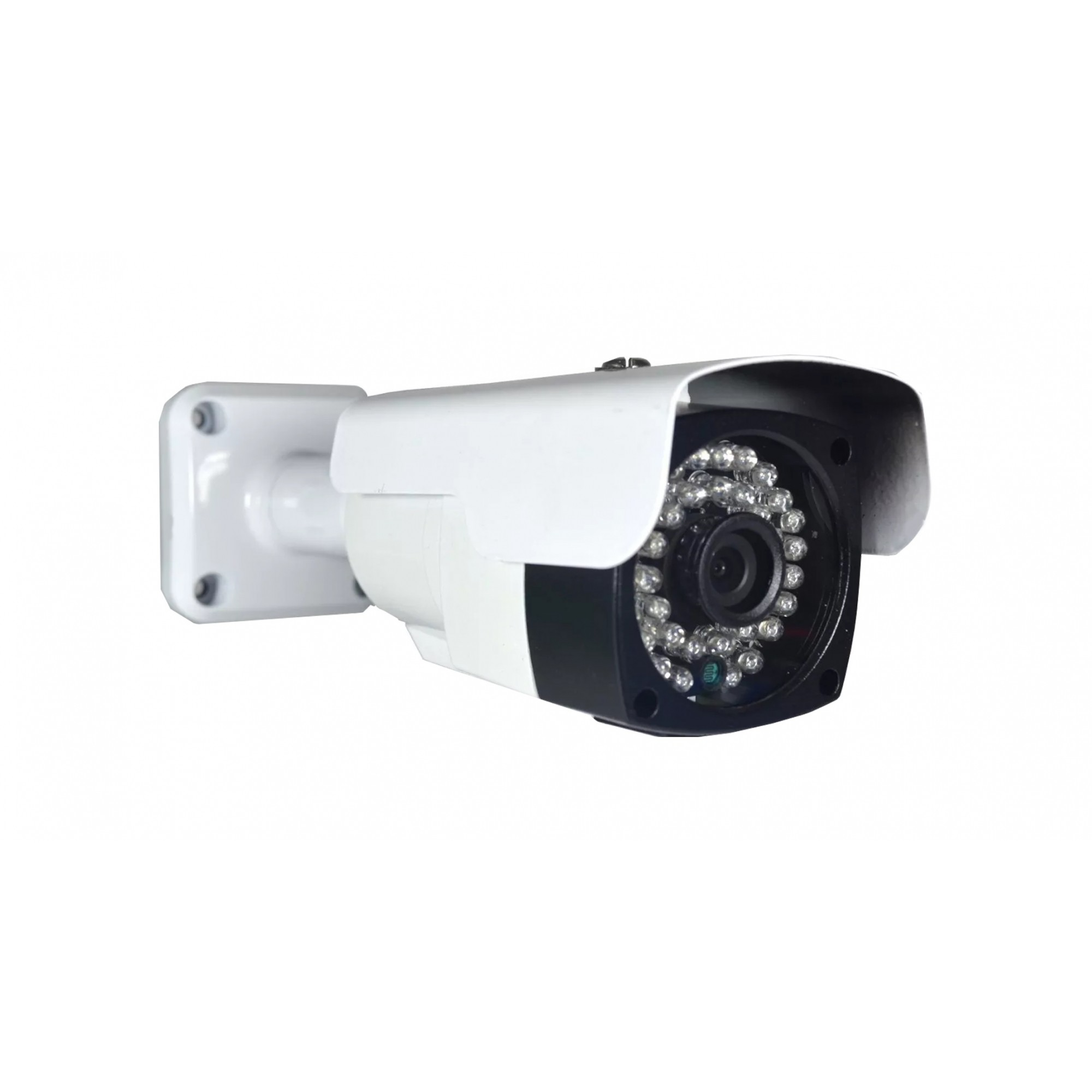 Kit Cftv 2 Câmeras AHD-M 2.0MP 720p 3,6mm DVR 4 Canais Newprotec + HD 250GB