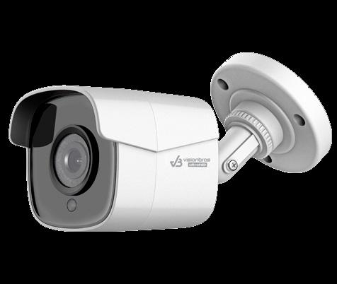 Kit Cftv 2 Câmeras AHD-M 720p Dvr 4 Canais Inova 5 em 1 HD + Acessórios