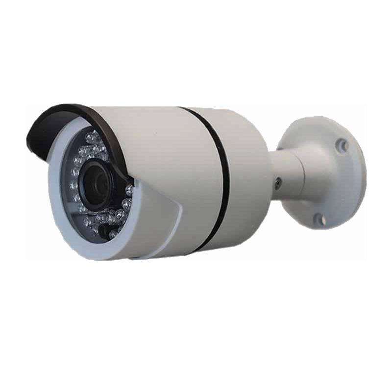 KIT CFTV 2 Cameras CCD IR CUT BULLET 1500 TVL + DVR 4 CANAIS 5 EM 1 com HD 250GB + 50mts de Cabo
