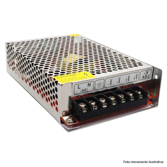 Kit Cftv 4 Câmeras 1080p IR BULLET NP 1000 Dvr 8 Canais Newprotec 5 em 1 + HD 320GB