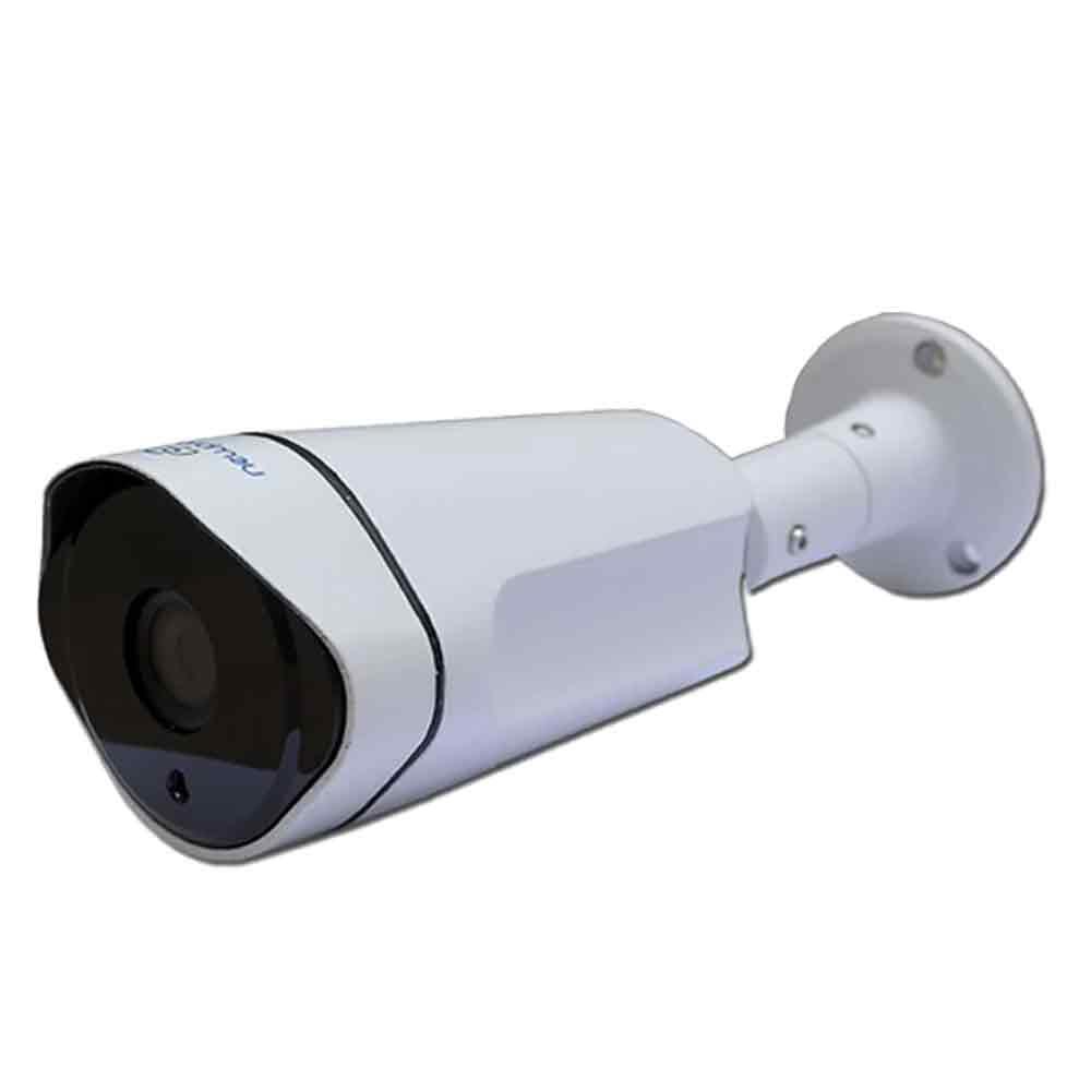 Kit Cftv 6 Câmeras 1080p IR BULLET NP 1002 Dvr 8 Canais Newprotec 5 em 1 + HD 500GB