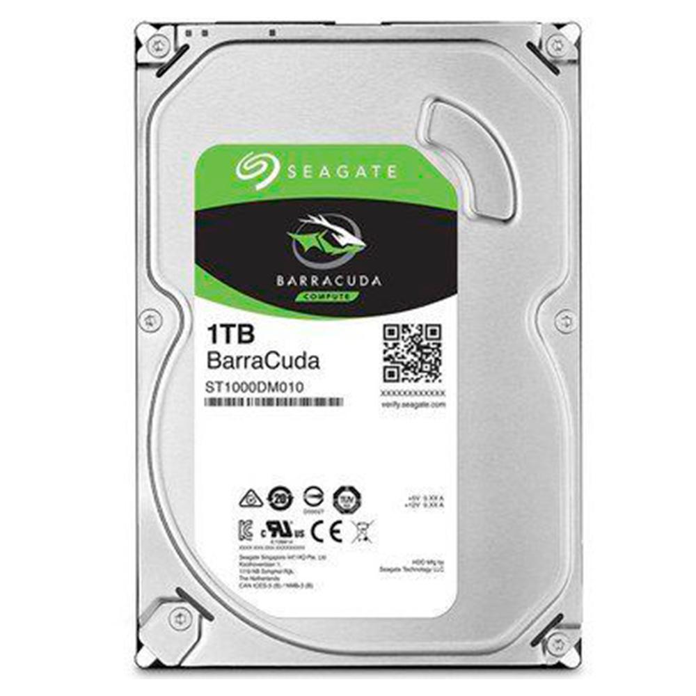 Kit Cftv 8 Câmeras Vhd 1220B 1080P 3,6Mm Dvr Intelbras Mhdx 3108 + Hd 1Tb Barracuda