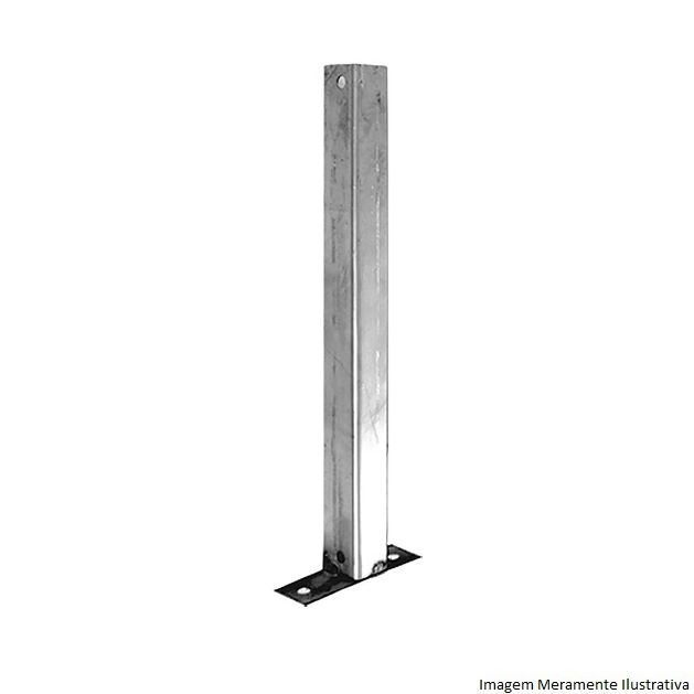 Kit Concertina Simples - Ouriço Simples com 30cm de diâmetro, Rende aprox. 60 Mts de muro 24 Hastes