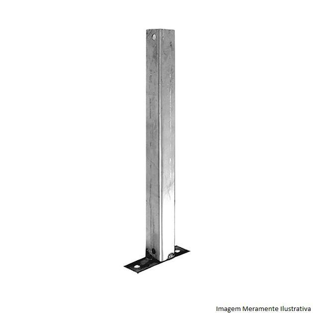 Kit Concertina Simples - Ouriço Simples com 30cm de diâmetro, Rende aprox. 50 Mts de muro 15 Hastes