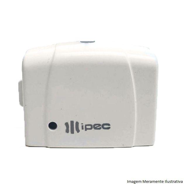 Kit De Alarme Residencial Ipec 4 Sensores Magnéticos 3 Sensores Infravermelho S/ Fio C/ Cabo