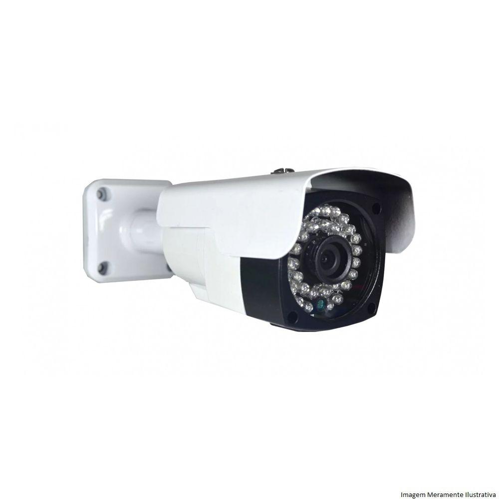 Kit Dvr 8 Canais 5 em 1 FULL HD Newprotec 6 Câmeras AHD-M 720p + HD 500GB