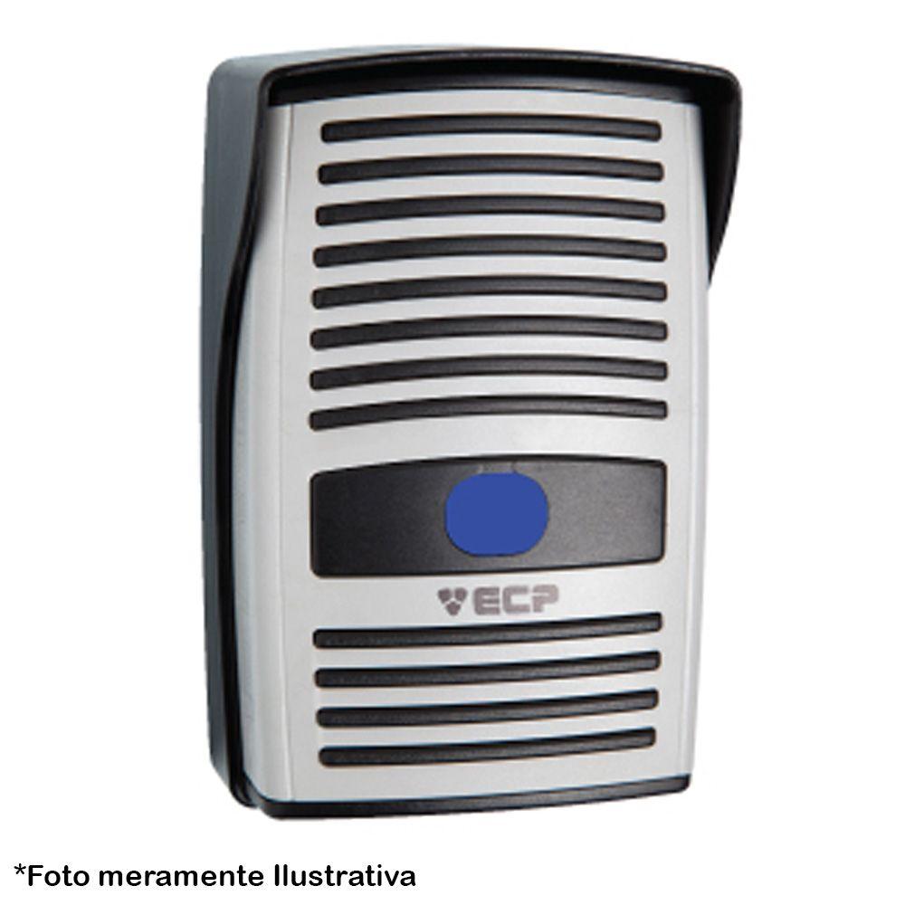 Kit Porteiro Eletrônico ECP Intervox Cinza
