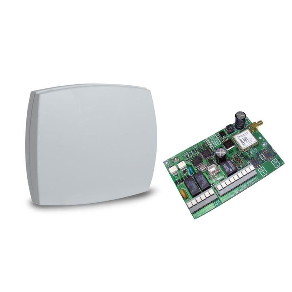 Módulo GPRS Universal ECP, Todas Operadoras, Suporta 2 SIM CARDs, Controladas Remotamente
