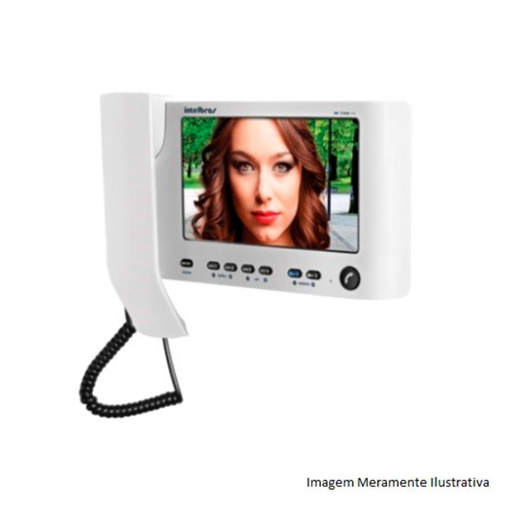 Módulo Interno Para Vídeo Porteiro Iv 7000 Hs In Intelbras