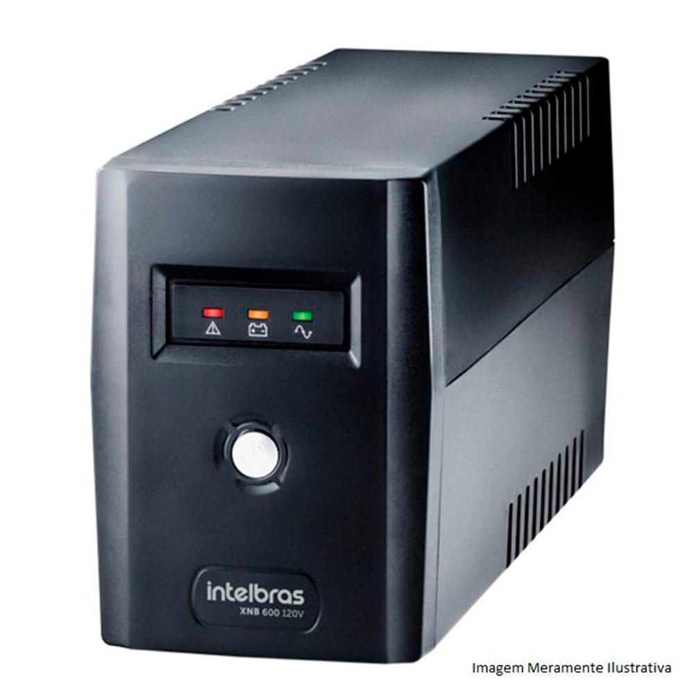 Nobreak Intelbras Xnb 600 Va - 120V