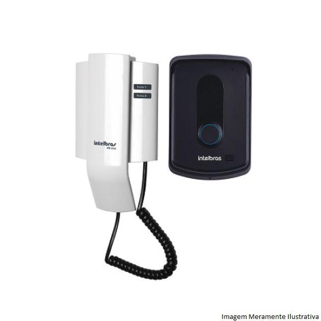 Porteiro Interfone Eletrônico IPR 8010 Residencial Intelbras, até 2 Fechaduras, superior ao IPR 8000