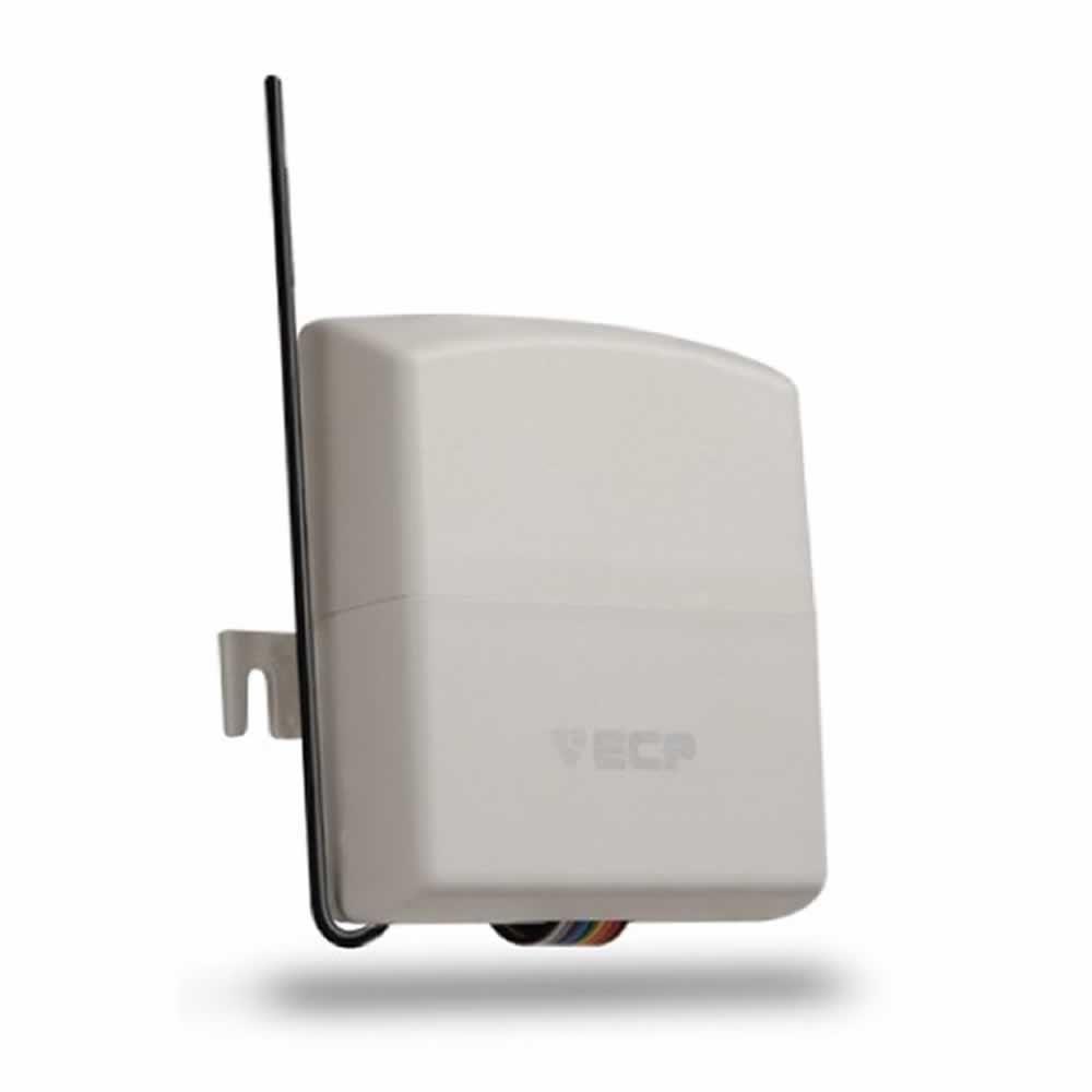 Receptor Multifuncional ECP 1 Canais 292Mhz Alcance 70 Metros, Pulso/ Retenção