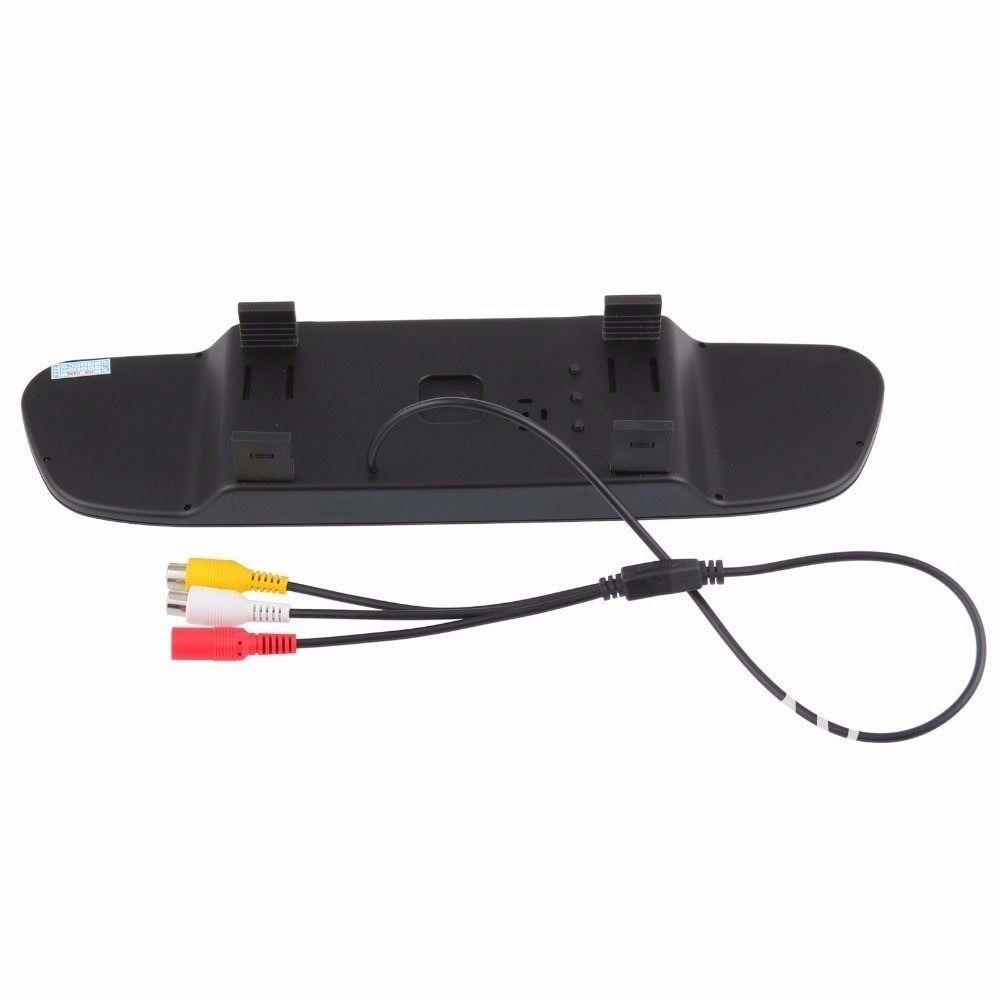 Retrovisor Veicular Com Suporte Para Camera De Re