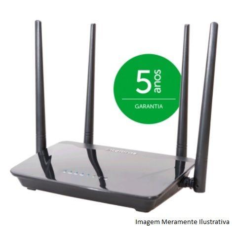 Roteador Wireless Intelbras Action R1200 Tecnologia Ac