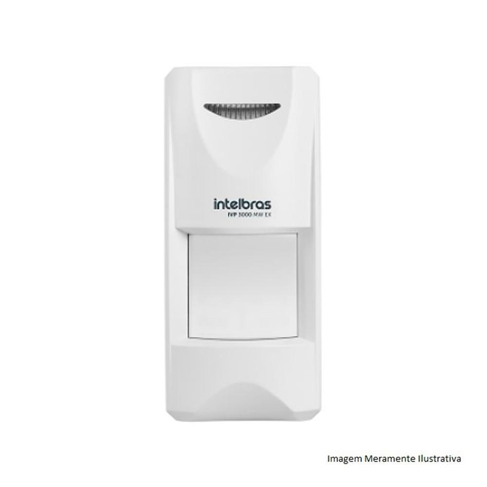 Sensor Infravermelho Passivo Para Uso Externo Ivp 3000 Mw Ex