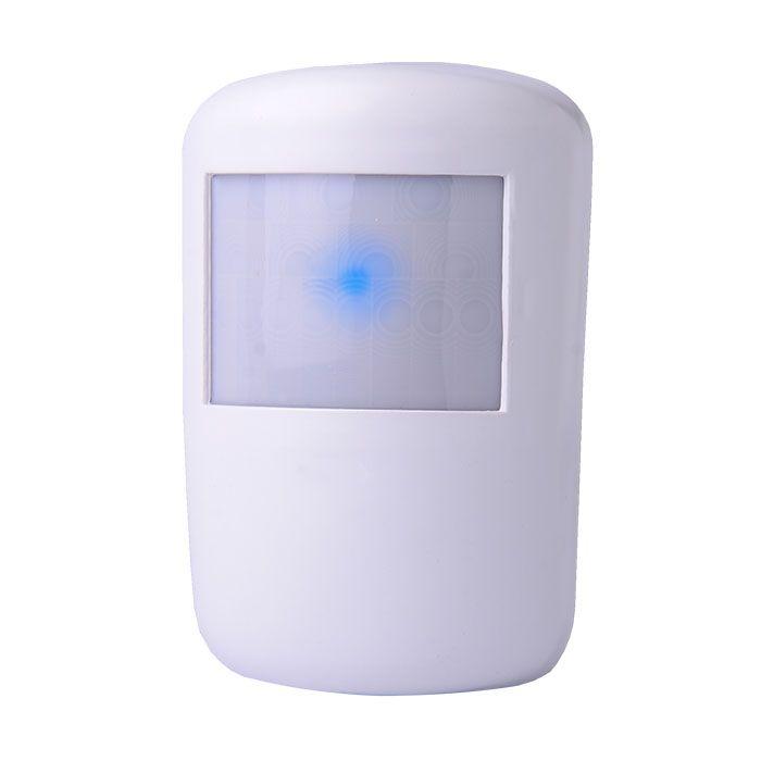 Sensor Passivo Sem Fio Genius 500 Ipec 433,92 Mhz Infravermelho