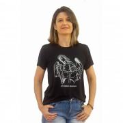 T-SHIRT BÁSICA SÃO MIGUEL ARCANJO