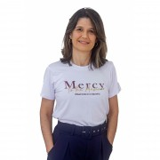 T-SHIRT MERCY IS THE ANSWER