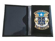 Carteira Polícia Civil Bahia - PCBA