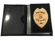 Carteira Policia Civil do Ceará - PCCE - CE