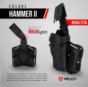 Coldre Bélica de Perna mod RoboCop automático Original