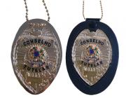 Distintivo Conselho Tutelar - Oficial