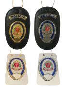 Distintivo Investigador de Polícia Civil de São Paulo - Oficial PCESP - Brasão Pequeno