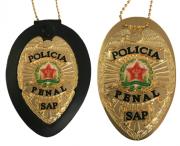 Distintivo Policia Penal de Minas Gerais - MG