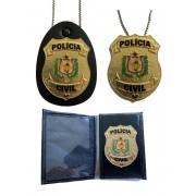 POLÍCIA CIVIL AMAPÁ - PCAP NOVO BRASÃO