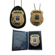 POLÍCIA CIVIL BAHIA - PCBA NOVO BRASÃO