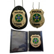 POLÍCIA CIVIL SERGIPE - PCSE NOVO BRASÃO