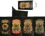 Carteira Distintivo Policia Civil Nacional 2x1 - PC Federal