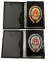 Carteira Investigador de Policia Civil de São Paulo - Brasão Grande - Oficial PCESP - Original