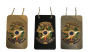 Distintivo Delegada de Policia Brasão Nacional - Lançamento *DELEGADA*